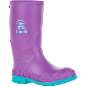 Kamik Stomp Rubber Boots Børn, Dewberry